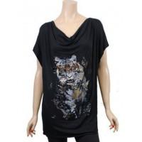 Übergrößen-Shirt (Tiger)