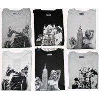 Herren Print Shirts
