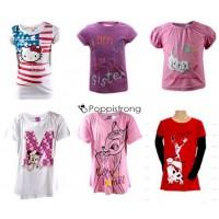 Mädchen Print T-Shirts