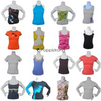Damen Sommer Shirts/Tops