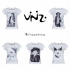 Vinizi Damen T-Shirt Mix