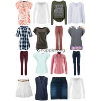 Damen Textilien Restposten - Hosen Jeans Blusen Tunika Shirts Rock uvm