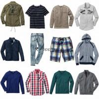 Herren Bekleidung Mischpaket - Shirts Hosen Jacken Hemden Pullover Sweatshirts etc