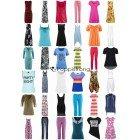 Palettenware Sommer Damen Bekleidung - Shirts Tops Kleider Hosen Tuniken