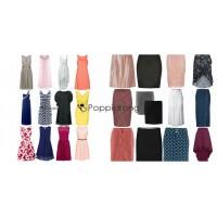 Damen Kleider Röcke Mix