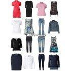 Damen Übergrößen Bekleidung Mode Restposten Textilien