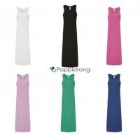 Damen Jersey Kleider Sommerkleider Mix
