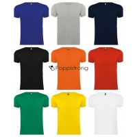 Kinder T-Shirts Tops Jungen Mädchen Basics Baumwolle