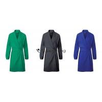 Damen Kinder Mädchen leichter Überwurf Mantel Übergang dünn