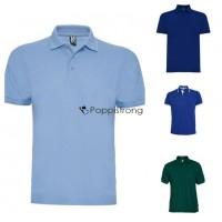 Herren Poloshirt Shirt Polos kurzarm Mix