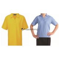 Damen Mädchen Polo Shirt Sport