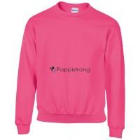 Kinder Mädchen Pullover Sweatshirt Sweater Pulli Pink