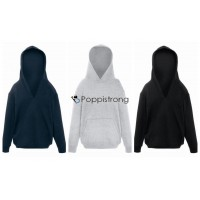 Fruit of The Loom Kinder Uni Hoodie Pullover Kapuze Pulli Mix