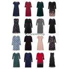 Damen Übergrößen Mode Plus Size Kleider Große Größen Restposten Mix