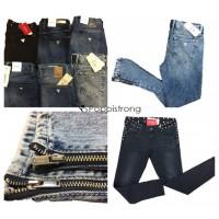 Guess Jeans Damen Marken Hosen Markenjeans Mix