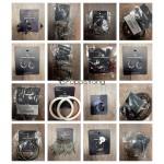 Tom Tailor Accessoires Mix Kette Armband Ohrringe Ringe
