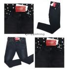 Guess Jeans Beverly Schwarz Damen Marken Hosen Markenjeans Mix