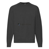 Fruit of The Loom Kinder Sweater Pullover Pulli Schwarz