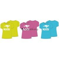 Kangaroos T-Shirts Damen Tops Oberteile Marken
