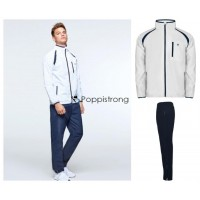 Herren Trainingsanzug Jogginganzug Sport Set Jacke Hose