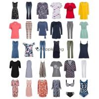 Damen Sommer Kleidung Restposten Mode Mix