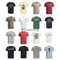 Jack & Jones T-Shirts Herren Mix