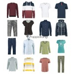 Tom Tailor Mode Damen Herren Kleidung Mix