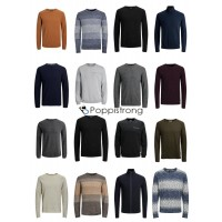 Jack & Jones Pullover Sweatshirt Herren Mix