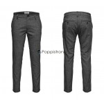 Only & Sons Chino Herren Hose grau