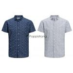 Jack & Jones Hemden kurzarm Herren Hemd Sommer