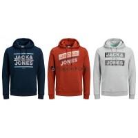 Jack & Jones Hoodies Kapuzenpullover Herren 3 Farben